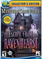 Mystery Case Files 8 Escape from Ravenhearst
