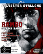 Rambo Quadrilogy (First Blood / First Blood: Part II / First Blood: Part III / Rambo (2008))