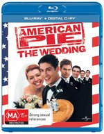 American Pie 3: The Wedding (Blu-ray/Digital Copy)