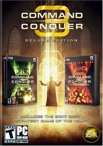 Command and Conquer 3 Deluxe Edition (Value Game)