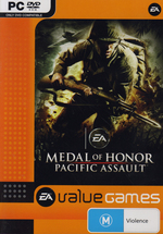 Medal of Honor Pacific Assault (Value Game)