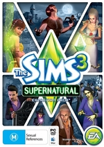 The Sims 3 Supernatural (Add On)