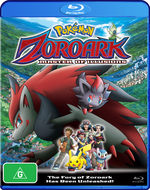 Pokemon Movie 13: Zoroark and the Master Illusion