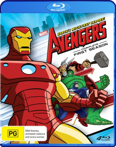 The Avengers: Complete Collection