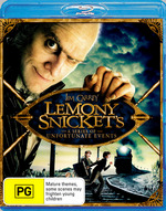 Lemony Snickets a Series of Unfortunate Events