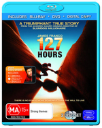 127 Hours (2 Disc ) (BD/DVD)