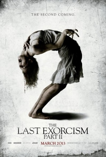 The Last Exorcism: Part 2 (Blu-ray)