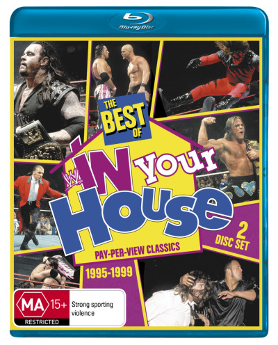 WWE: The Best of in Your House - 1995 - 1999 (2 Discs)