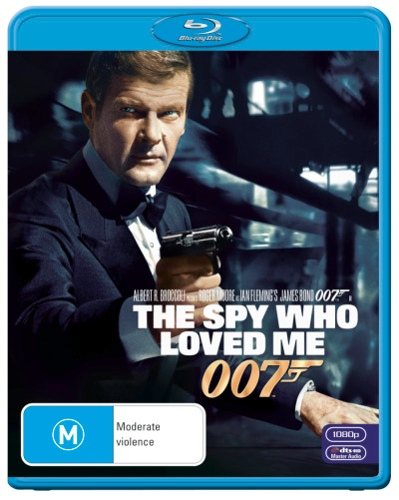 The Spy Who Loved Me (007)