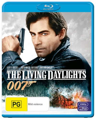 The Living Daylights (007)