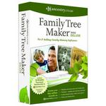 Family Tree Maker 2012 Deluxe