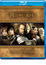 The Lord of the Rings: The Return of the King (Extended Edition) (5 Discs)