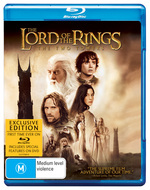 The Lord of the Rings: The Two Towers (2 Disc)