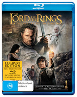 The Lord of the Rings: The Return of the King (2 Disc)