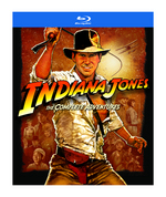 Indiana Jones Complete Blu-ray Collection (Raiders of the Lost Ark / Temple of Doom / Last Crusade /