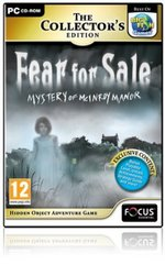 Fear For Sale Mystery of McInroy Manor CE
