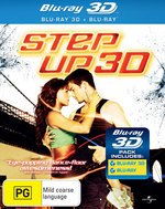 Step Up 3 (3D Blu-ray/Blu-ray)