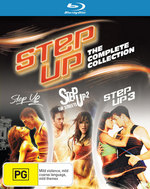 Step Up Trilogy (Step Up / Step Up 2: The Streets / Step Up 3)