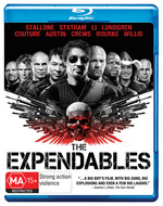 The Expendables (Blu-ray/Digital Copy) (Special Limited Edition Skull)