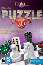 Hoyle Puzzle and Board Games 2012