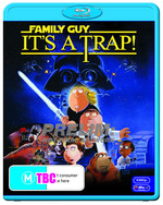 Family Guy: It's A Trap Gift Box (limited time only)T-Shirt+Cards