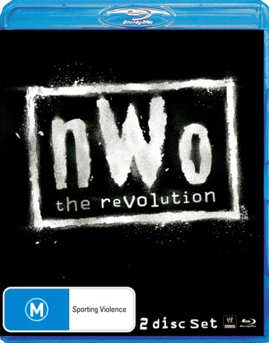 WWE: New World Order - The Revolution (2 Disc)