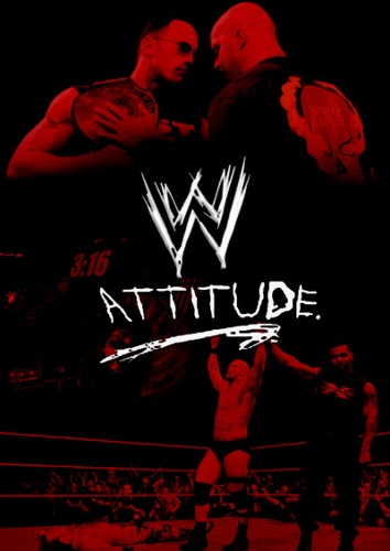 WWE: The Attitude Era (2 Discs)