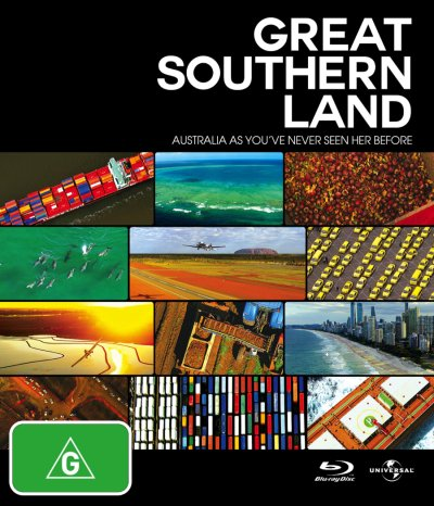 Great Southern Land (2 Discs)