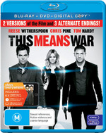 This Means War (Blu-ray/DVD/Digital Copy)