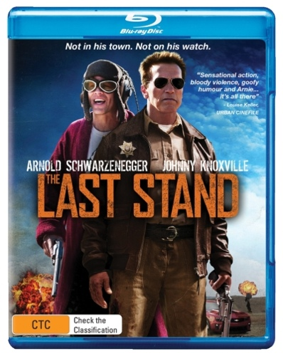 The Last Stand (Blu-ray/Digital Copy)