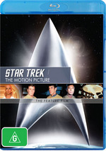 Star Trek: The Original Motion Picture 6 Movie Collection (Remastered) (7 Discs)