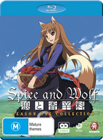 Spice and Wolf Season 1 Collection
