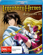 Legend of the Legendary Heroes: Collection 1