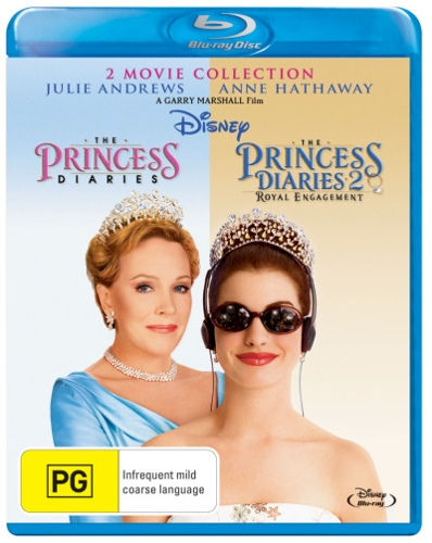 Princess Diaries 1 and 2