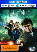 Harry Potter and the Deathly Hallows - Part 2 (4 Disc Blu-Ray/DVD)