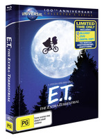 E.T. The Extra-Terrestrial (Blu-ray/DVD/Digital Copy) (Limited Edition) (2 Discs)