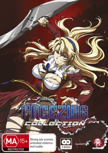 Freezing Collection (2 Discs)