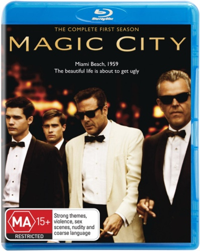 Magic City: Season 1 (3 Discs)