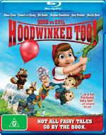 Hoodwinked Too! (3D Blu-Ray/Digital Copy)