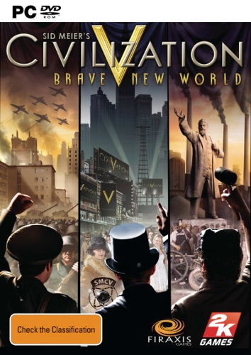 Civilization 5 Brave New World (Add On)