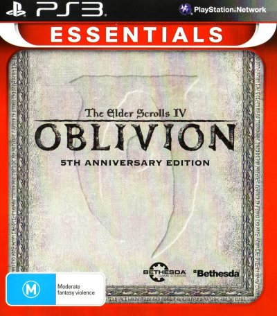 The Elder Scrolls IV Oblivion 5th Anniversary Edition (Essentials)