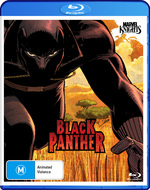Marvel Knights Black Panther