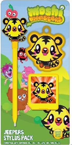 Moshi Monsters Moshlings Jeepers Stylus Pack DS