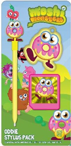 Moshi Monsters Moshlings Oddy Stylus Pack DS