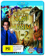 Night at the Museum / Night at the Museum 2 (2 Discs)