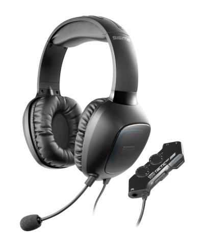 Sound Blaster Tactic 360 Sigma Headset