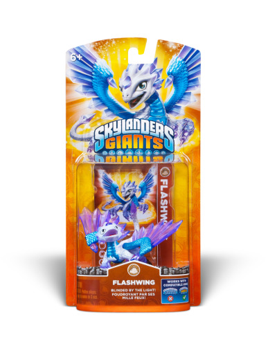 Skylanders Giants Flashwing Single Character Pack