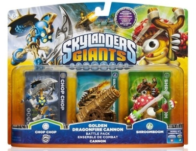 Skylanders Giants Battle Pack 1