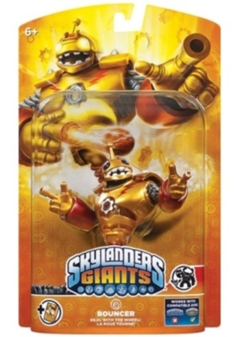 Skylanders Giants Bouncer Individual Giant Character Pack