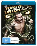 WWE: Randy Orton - Evolution of a Predator